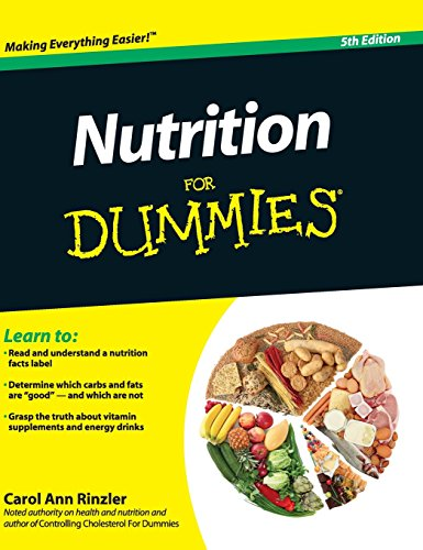 9781119175841: Nutrition for Dummies