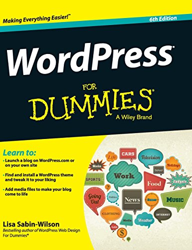 9781119175896: Wordpress for Dummies
