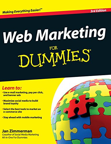 9781119175957: Web Marketing for Dummies