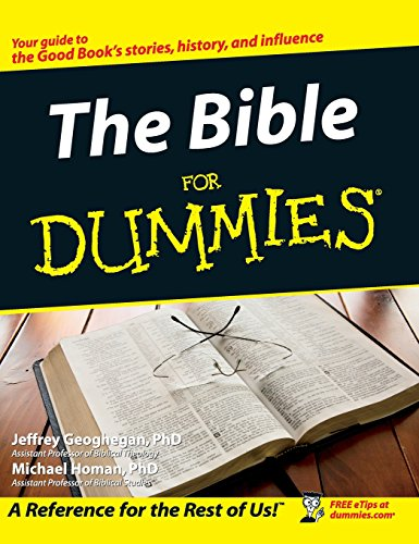 9781119175995: The Bible for Dummies