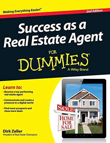 9781119176008: Success as a Real Estate Agent for Dummies