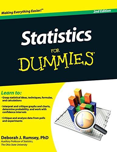 9781119176015: Statistics for Dummies