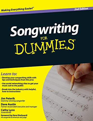 9781119176039: Songwriting For Dummies