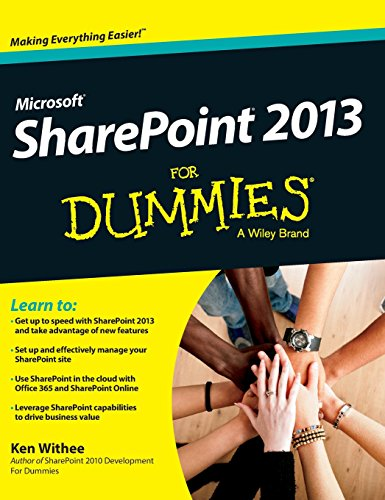 9781119176077: Sharepoint 2013 for Dummies
