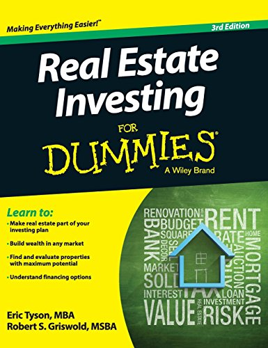9781119176121: Real Estate Investing for Dummies