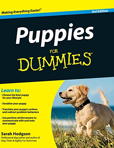 9781119176152: Puppies for Dummies