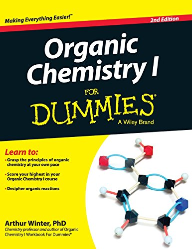 9781119176220: Organic Chemistry I for Dummies
