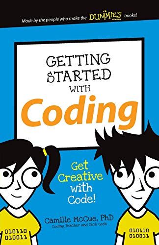 9781119177173: McCue, C: Getting Started with Coding (Dummies Junior)