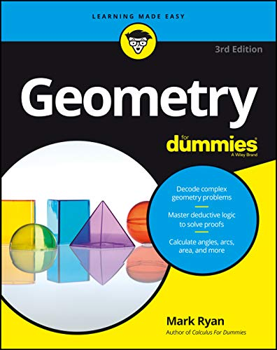 9781119181552: Geometry For Dummies