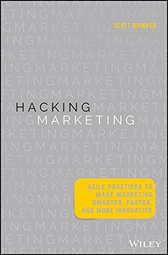 Hacking Marketing: Brinker, Scott