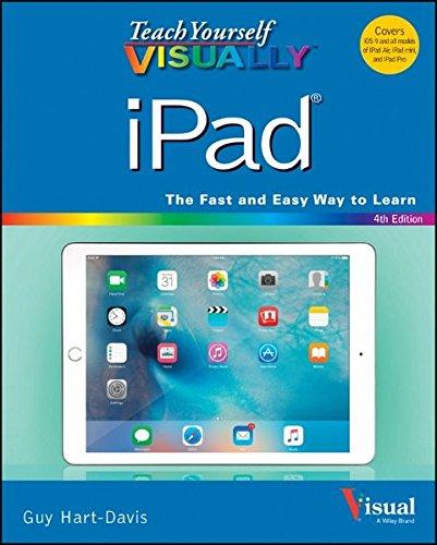 """Teach Yourself Visually Ipad (Teach Yourself VISUALLY: Hartâ₠""""Davis, Guy"""