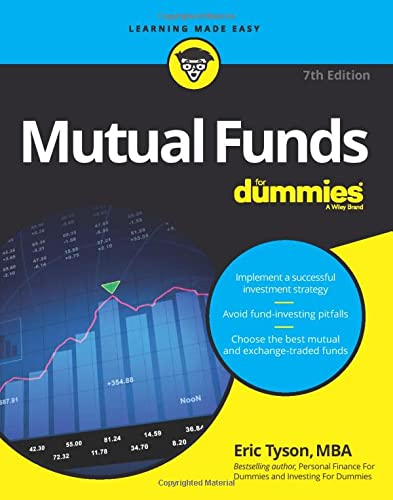 9781119215516: Mutual Funds For Dummies