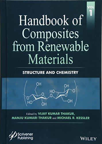 9781119223627: Handbook of Composites from Renewable Materials, Structure and Chemistry (Volume 1)