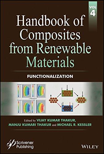 Handbook of Composites from Renewable Materials, Functionalization (Volume 4): Vijay Kumar Thakur