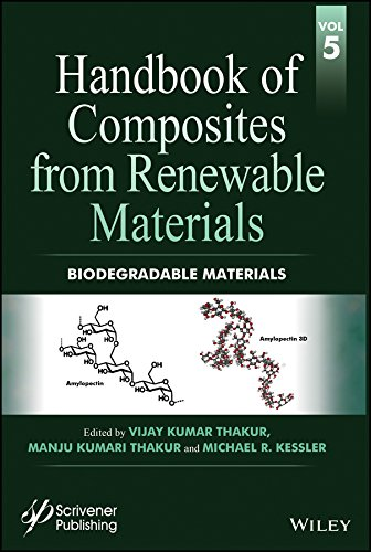 9781119223795: Handbook of Composites from Renewable Materials, Biodegradable Materials (Volume 5)