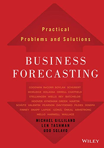 9781119224563: Business Forecasting: Practical Problems and Solutions (Wiley and SAS Business Series)