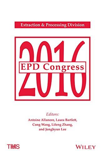 9781119225782: EPD Congress 2016
