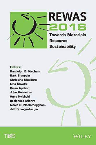 9781119225812: Rewas 2016: Towards Materials Resource Sustainability