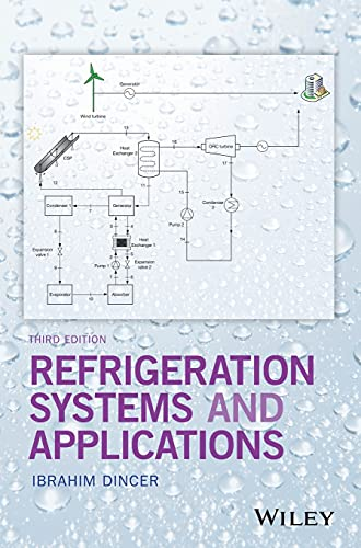 Refrigeration Systems and Applications: Ibrahim Dincer