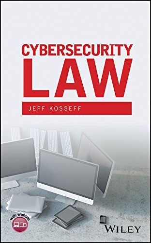 9781119231509: Cybersecurity Law