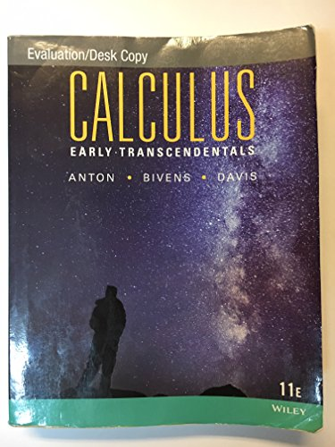 9781119234920: Calculus Early Transcendentals