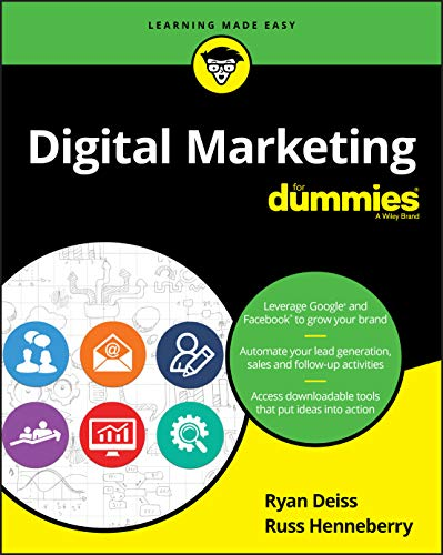 9781119235590: Digital Marketing For Dummies (For Dummies (Business & Personal Finance))