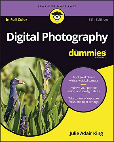 9781119235606: Digital Photography For Dummies
