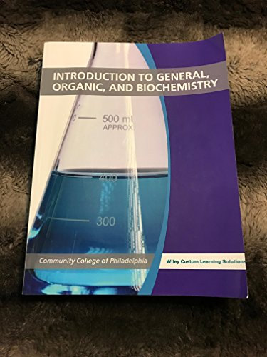 9781119243656 introduction to genral organic and biochemistry 9781119243656 introduction to genral organic and biochemistry fandeluxe Choice Image