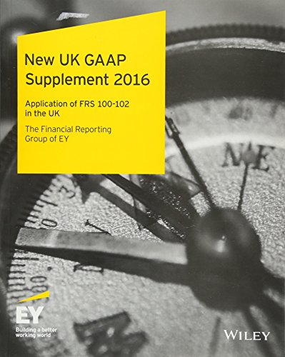 9781119244318: New UK GAAP Supplement 2016