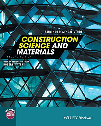 9781119245056: Construction Science and Materials