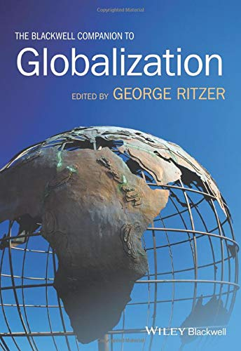 9781119250722: The Blackwell Companion to Globalization (Blackwell Companions)