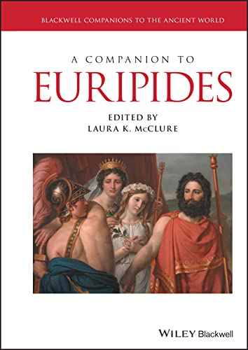 9781119257509: A Companion to Euripides