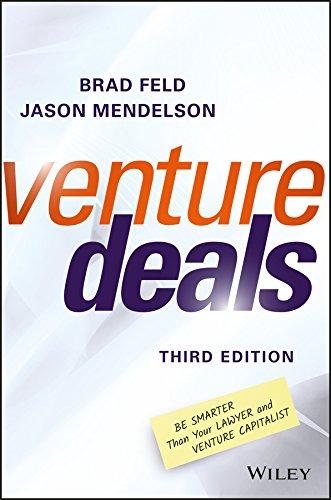 9781119259756: Feld, B: Venture Deals