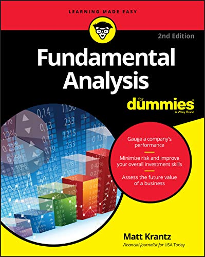 9781119263593: Fundamental Analysis for Dummies 2nd Edition