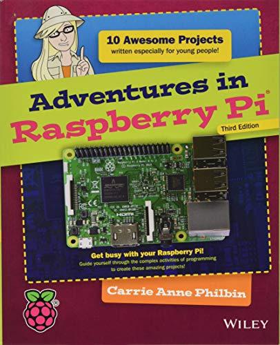 9781119269069: Adventures in Raspberry Pi
