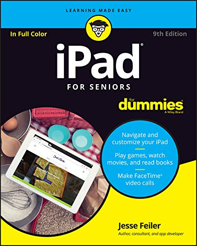 9781119280156: iPad For Seniors For Dummies (For Dummies (Computer/Tech))