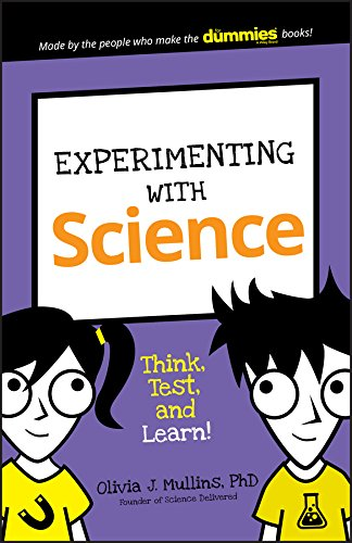 9781119291336: Experimenting with Science: Think, Test, and Learn! (Dummies Junior)
