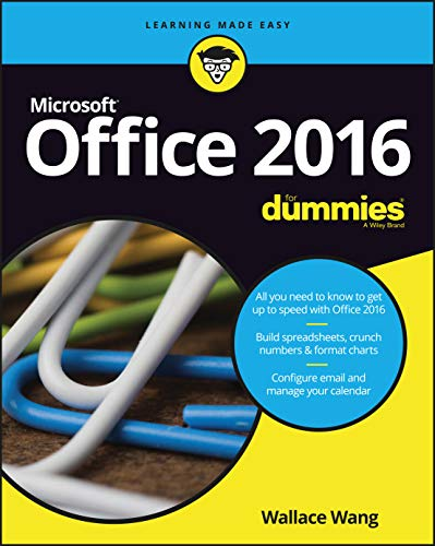 9781119293477: Office 2016 For Dummies (For Dummies (Computer/Tech))