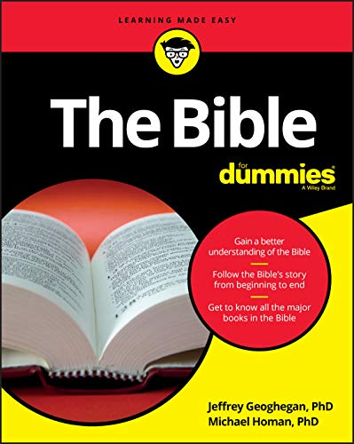 9781119293507: The Bible For Dummies (For Dummies (Lifestyle))