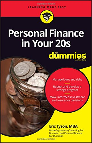9781119293583: Personal Finance in Your 20s For Dummies (For Dummies (Business & Personal Finance))