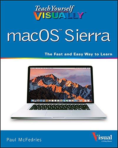 9781119300618: Teach Yourself Visually Macos Sierra