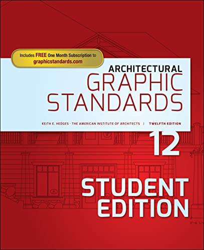 Architectural Graphic Standards (Ramsey/Sleeper Architectural Graphic Standards: American Institute of