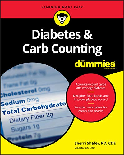 9781119315643: Diabetes and Carb Counting For Dummies