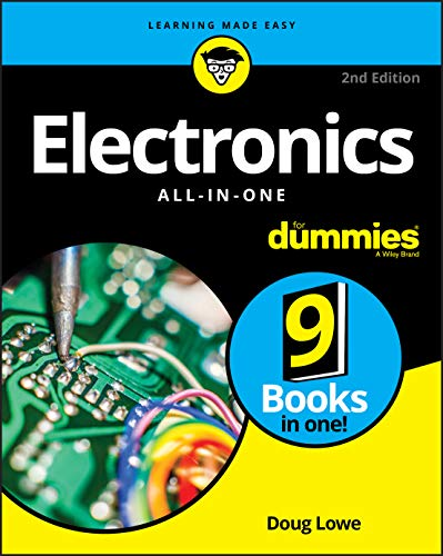 9781119320791: Electronics All-in-One For Dummies