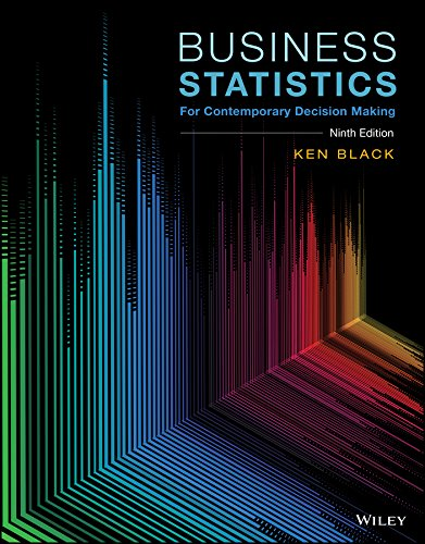 9781119320890: Business Statistics For Contemporary Decision Making 9th edition