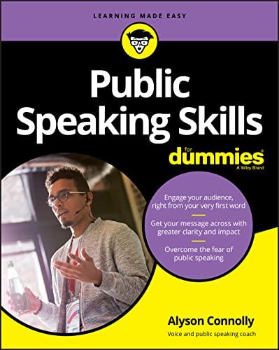Public Speaking Skills For Dummies (Paperback): Dirk Zeller, Consumer
