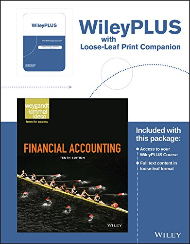 Financial Accounting: Weygandt, Jerry J./