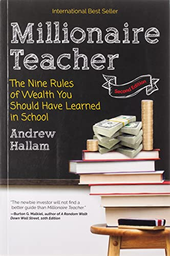 9781119356295: Millionaire Teacher: The Nine Rules of Wealth You Should Have Learned in School