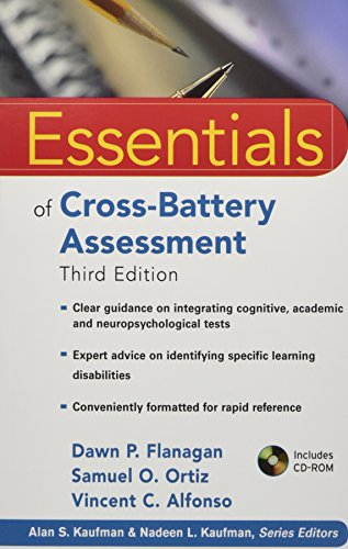 9781119356769: Essentials of Cross-Battery Assessment, 3e Set with Letter and XBass Registration Card (Essentials of Psychological Assessment)