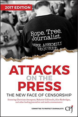 9781119361008: Attacks on the Press: The New Face of Censorship (Bloomberg)